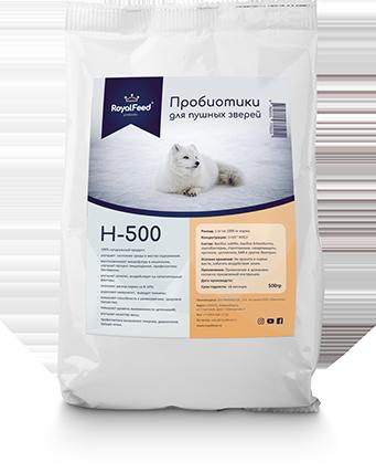 Пробиотики для пушных зверей H-500 (RoyalFeed)
