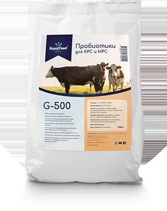 Пробиотики для КРС G-500 RoyalFeed (500 г)